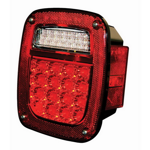 Jeep LED Light