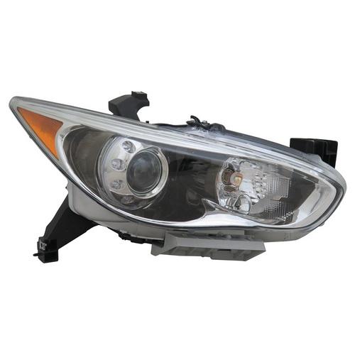 Pilot Automotive Head Lamp Assembly 20-9771-00-1