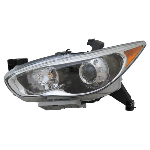 Pilot Automotive Head Lamp Assembly 20-9772-00-1