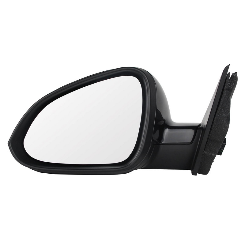 Passengers Power Side View Mirror Heated Smooth Replacement for Buick 22855374