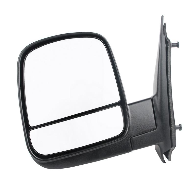 Pilot Manual Mirror Left Black Textured CVE694100L