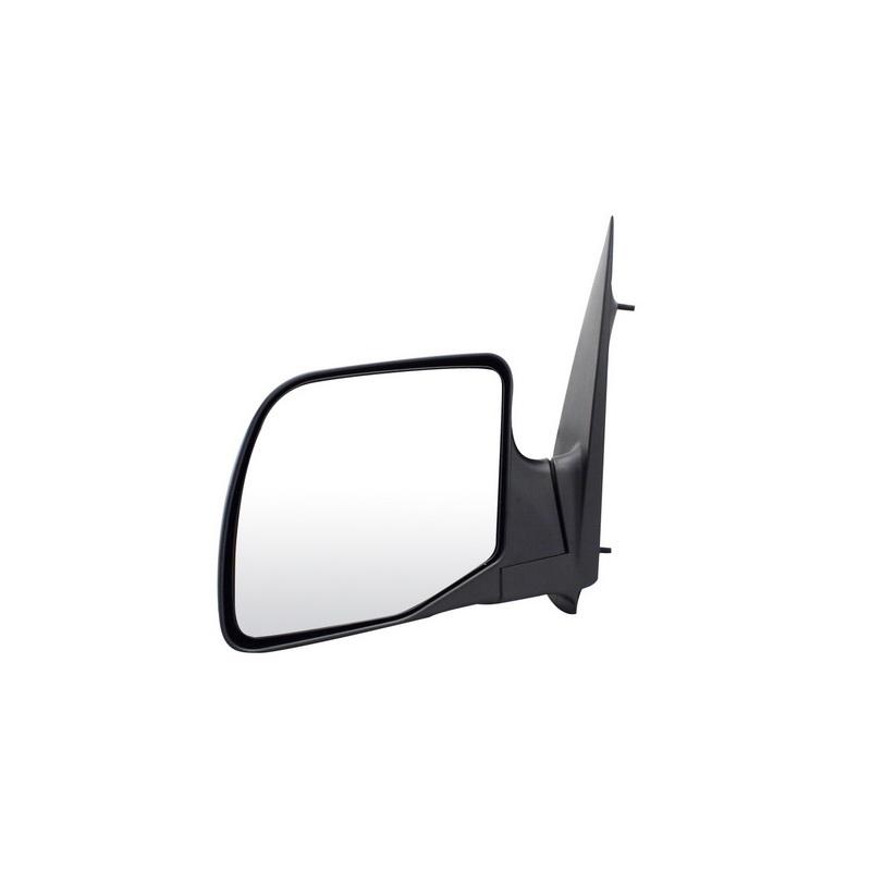 Pilot FD7519410-4R00 Ford Econoline Van Black Power Non Heated Replacement Passenger Side Mirror