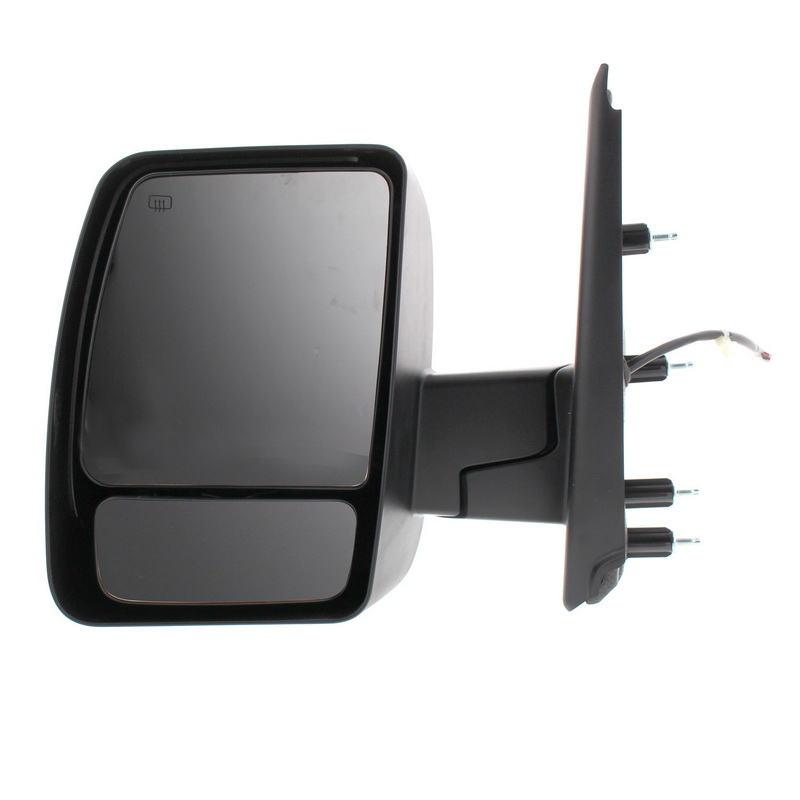 Pilot DT3519410-0L00 Nissan Maxima Black Power Heated Replacement Driver Side Mirror