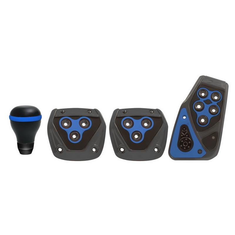 Pilot Automotive Shifter Pedal Combo Kit Pm 22120b