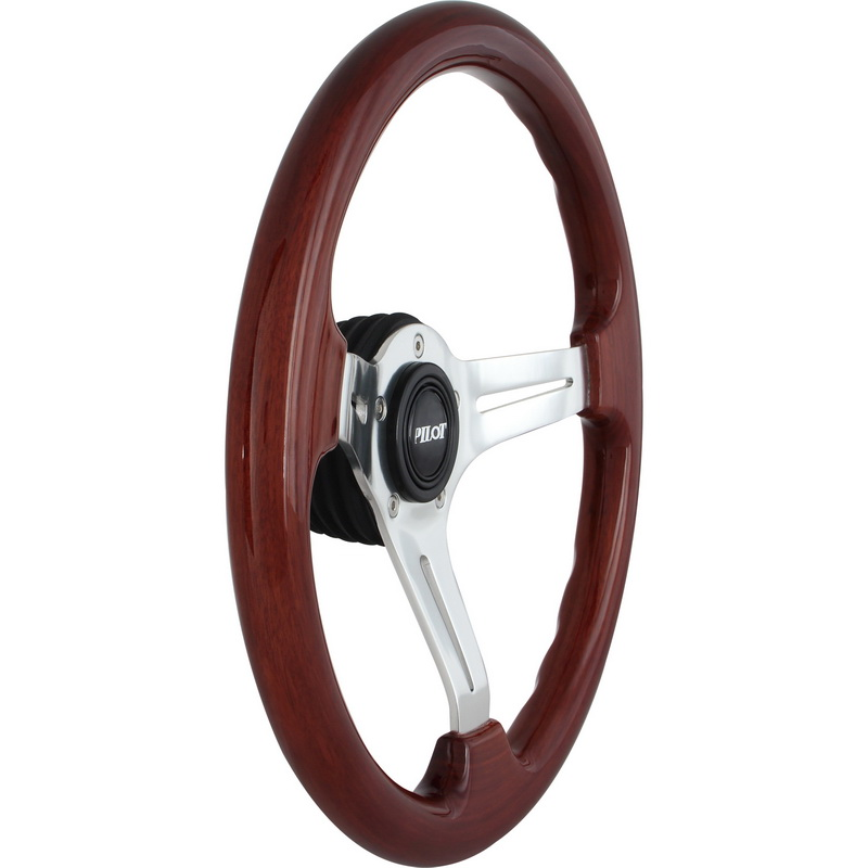 Pilot Automotive Pilot SW-805 Hardwood Steering Wheel