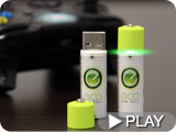 Pilot ECO USB Cell